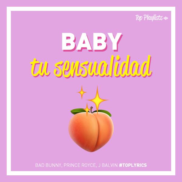 Baby tu Sensualidad