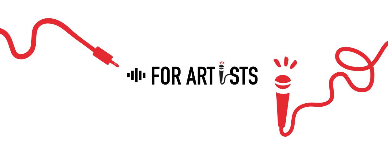 Encabezado For Artists