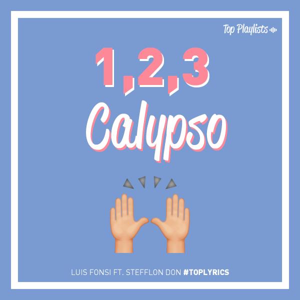 ¡1,2,3... CALYPSO!