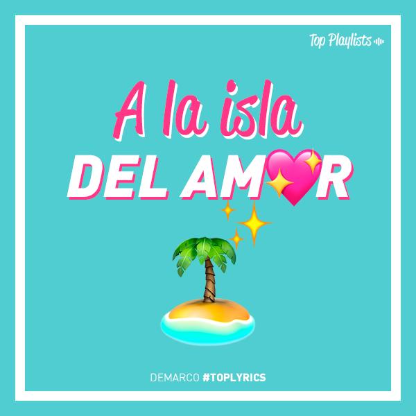 A la isla del amor