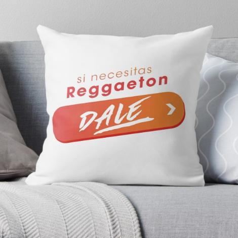 COJÍN REGGAETON