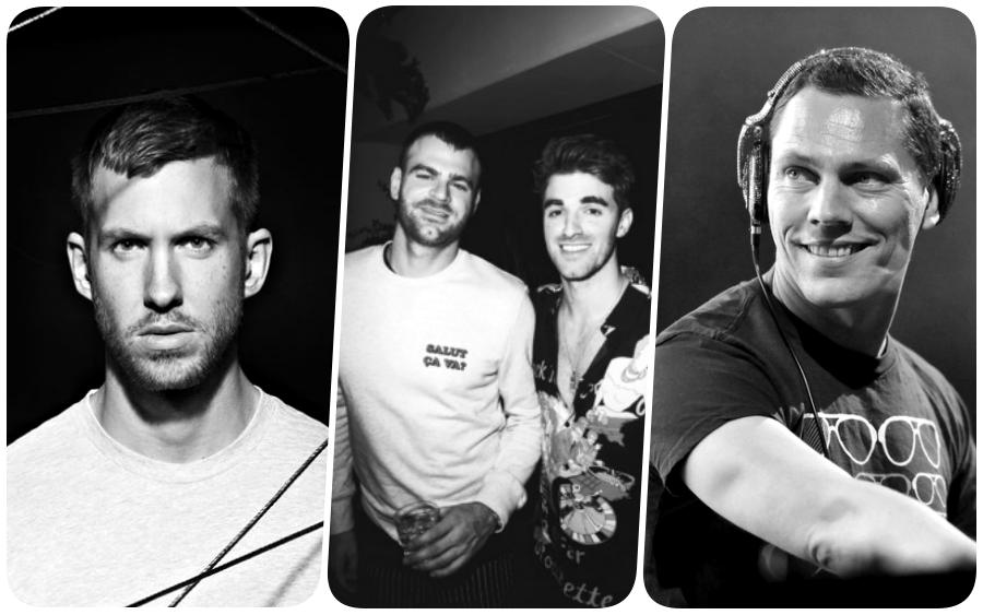 Los DJs mejor pagados