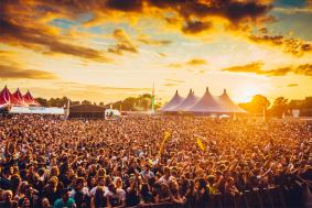 Los festivales de música pueden ayudar a promover estilos de vida más sostenibles