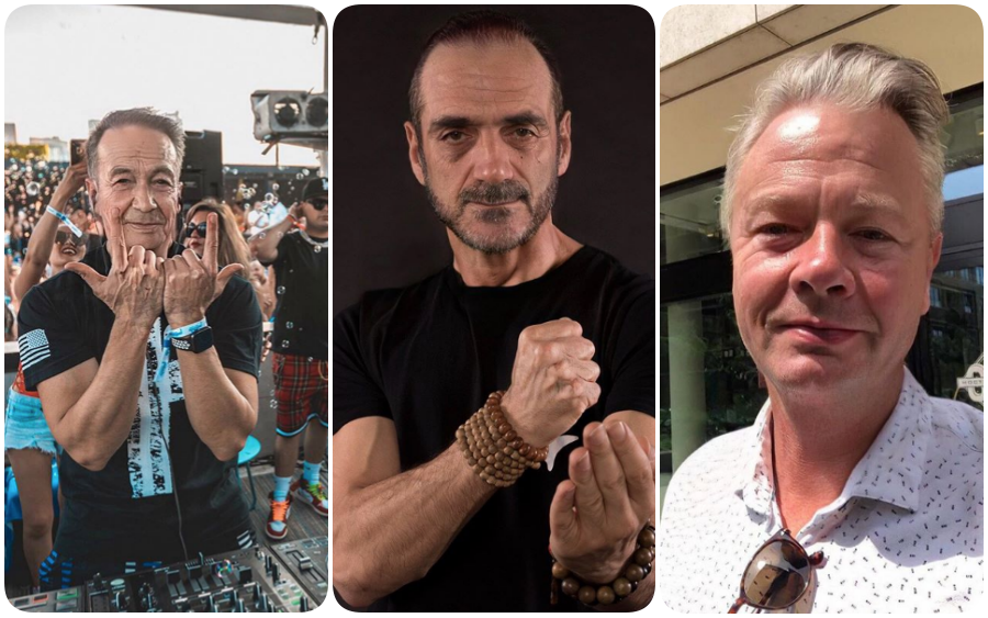 Quieres ver cómo serían de ancianos los DJs más famosos