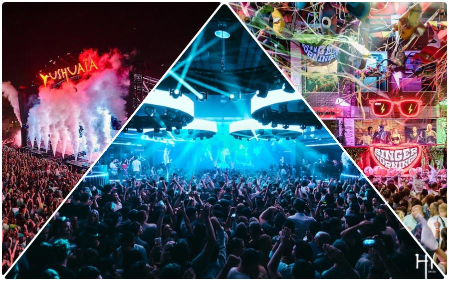 Las 10 mejores discotecas de Ibiza