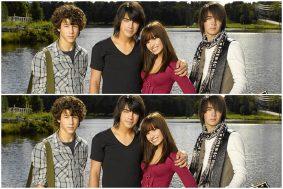 El antes y el después del reparto de Camp Rock