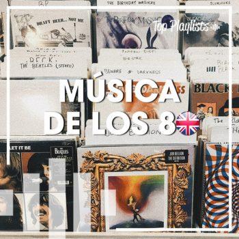 Música de los 80 en inglés