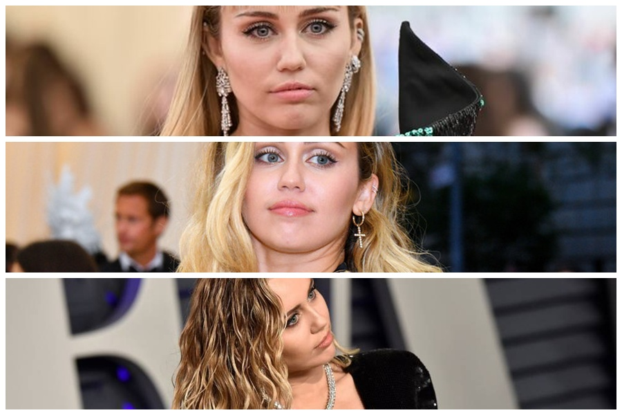 La biografía de Miley Cyrus