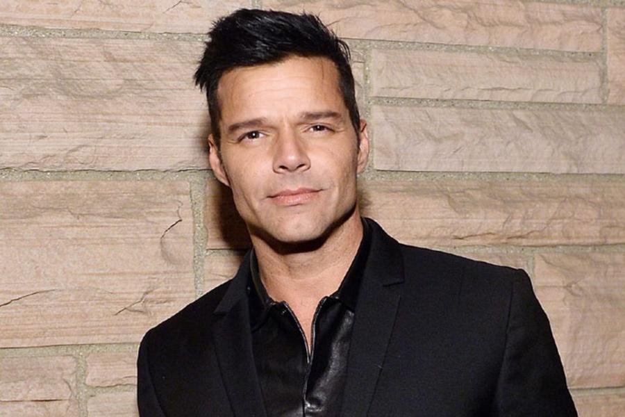 Ricky Martin anuncia el nacimiento de su cuarto hijo