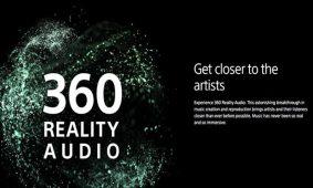 Sony presenta 360 Reality Audio, el concepto sonoro del futuro