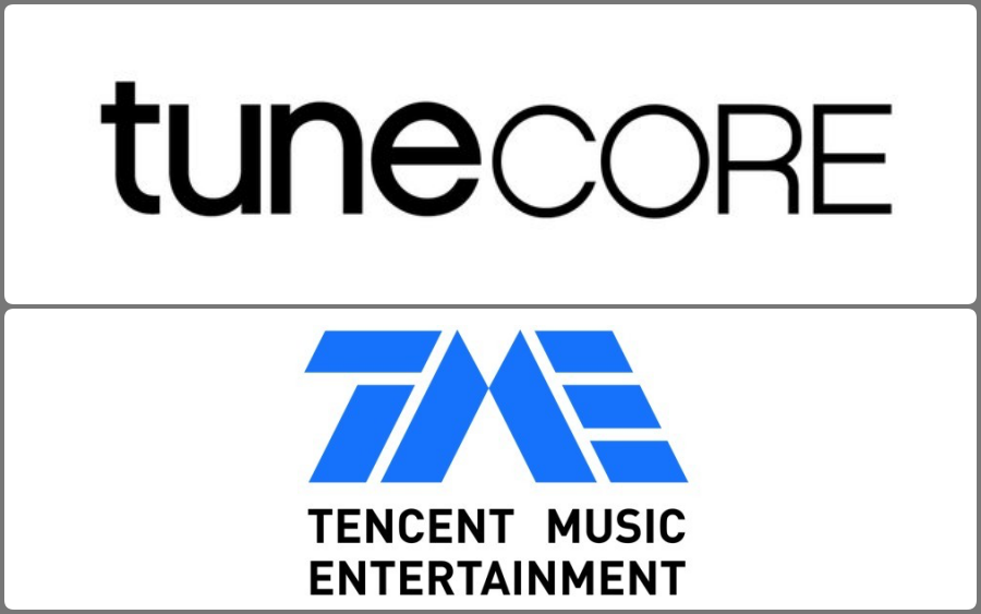 TuneCore se asocia con el gigante chino Tencent Music Entertainment Group