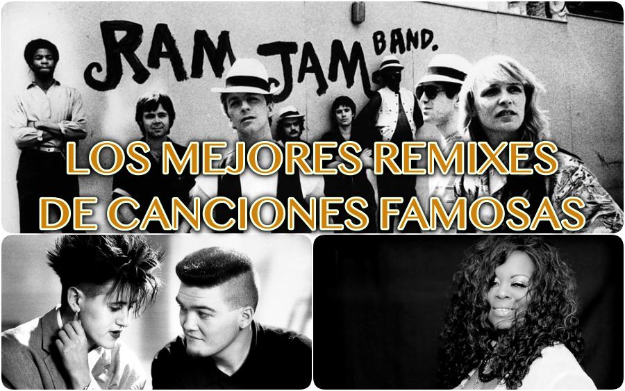 Los mejores remixes de canciones famosas