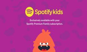 Spotify lanza Spotify Kids una aplicación para niños