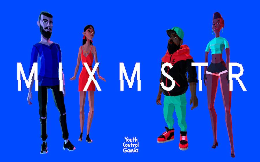 MIXMSTR, el primer juego de DJ para móvil