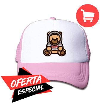 GORRA ROSA OZUNA OFERTA-min