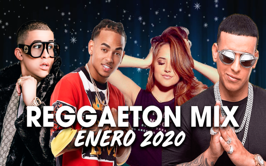 REGGAETON MIX ENERO 2020
