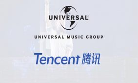 Tencent compra el 10% de Universal Music Group