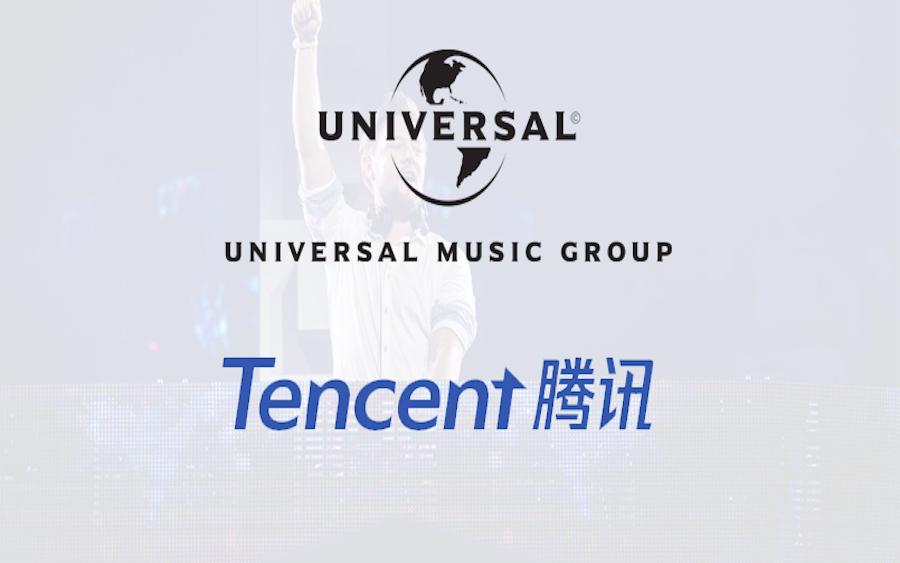 Tencent compra el 10% de Universal Music Group