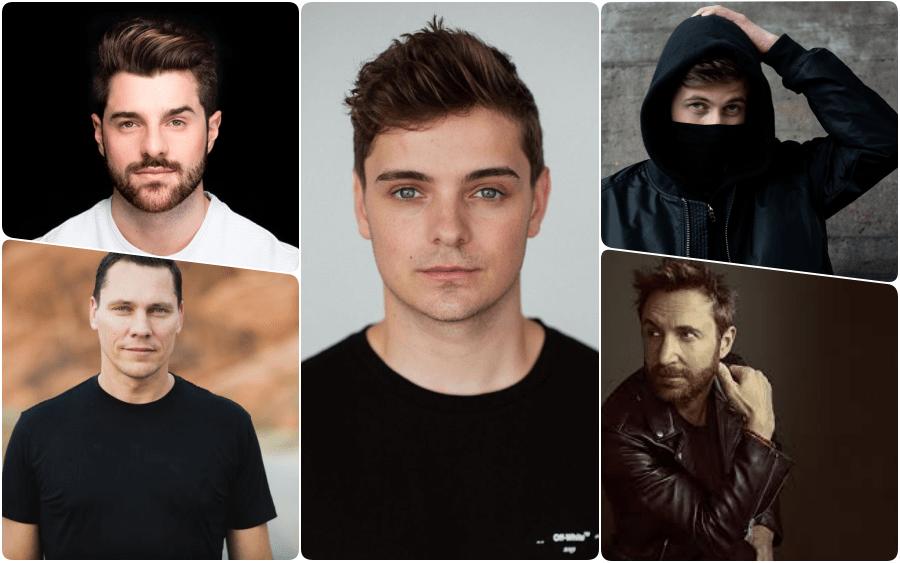 los djs mas famosos en instagram