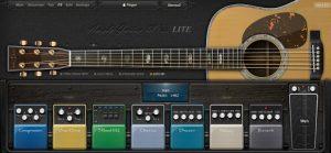 Ample Sound Guitar M Lite