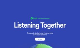Listening together spotify