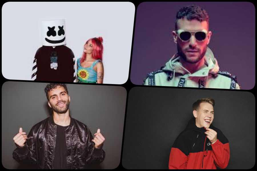 musica electronica nueva mayo 2020