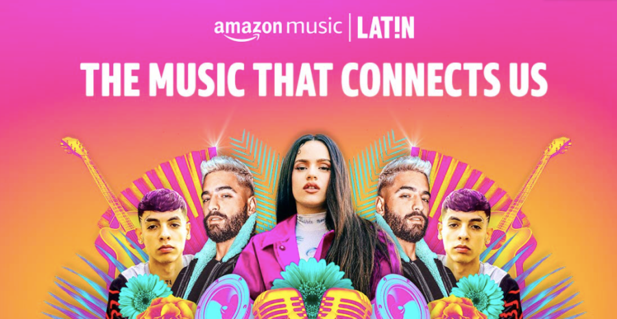 amazon music latin