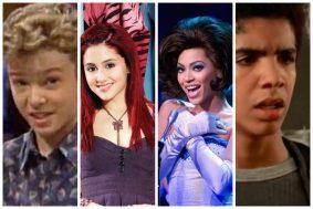 cantantes actores