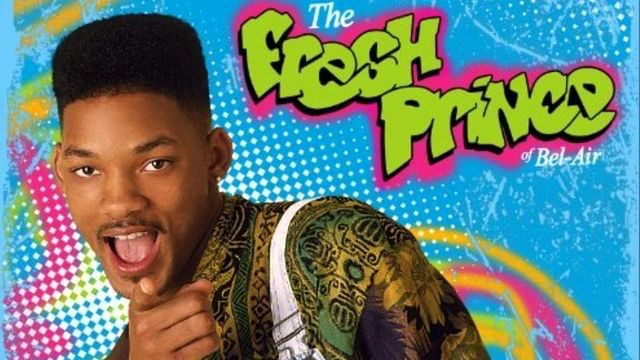 el principe de bel air will smith